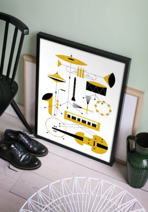 artprint of the month, ltd edtion