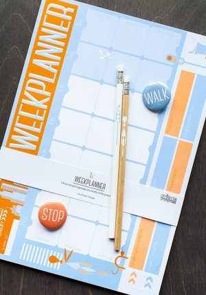 city rhythm stationery